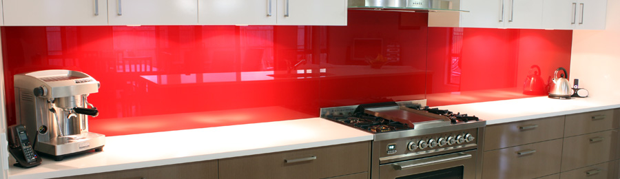 splashback red